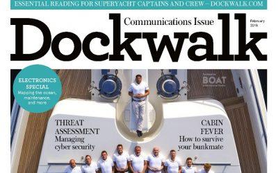 Dockwalk: When Cyber Attacks