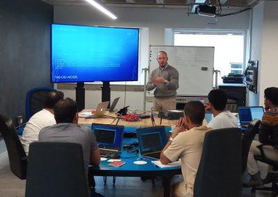 Marine IP and Cisco Training